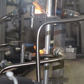 FormFab LLC Production Fabrication - FormFab Production Fabrication - brazing, automation, tube assembly, coolant tube